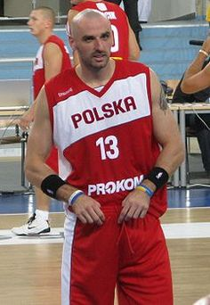 Marcin Gortat - Polish basketball player. Well known from Phoenix Suns, now plays in Washington Wizards.