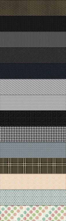 300 Seamless Patterns, Including Metal, Pixel, Fabric Wood And More.