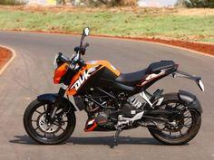 2012 KTM 200 Duke Bike Price