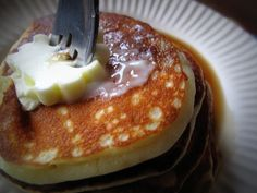 Best Pancakes ever..according to the website..