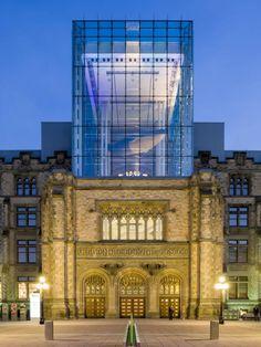 Canadian Museum of Nature : CMN   Revitalization : KPMB Architects