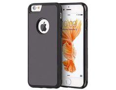 Изгодни Оферти новини и забавление: Залепващ калъф за iPhone 7 Plus Antigravity, Черен...