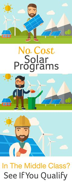 Don't pay a dime to go solar. Learn more about no installation costs, and how you can get solar on your home.