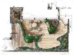 garden by dasajj.deviantart.com on @deviantART