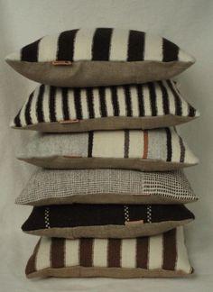 KAINU Cushion Covers - 100% Finnish Wool and Linen Kingdom Of Denmark, Historical Association, Scandinavian Countries, Cushion Covers, Furniture Design, Cushions, Felt, Textiles, Throw Pillows