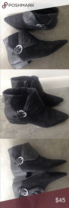 Zara boots us 8 eu 9 New! Never used! Zara Shoes Ankle Boots & Booties