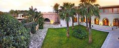 Hotel Ricevimenti Congressi Tenuta Moreno in south Italia, Puglia