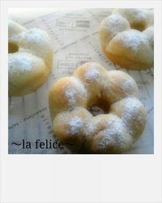 「さわやかレモン香る・・アップルチーズパン」フェリーチェ | お菓子・パンのレシピや作り方【corecle*コレクル】
