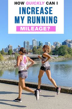 How Quickly Can I Increase Running Mileage? Methods and Tips! - RunToTheFinish - How much can you jump your mileage? What's safe and what will benefit you most Half Marathon Motivation, Marathon Tips, Running Motivation, Running For Beginners, Running Tips, Running Humor, Endurance Workout, Strength Workout, Strength Exercises For Runners