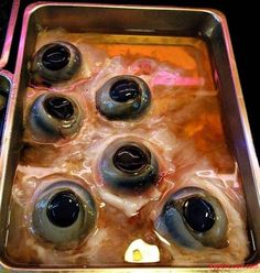 Would you eat tuna eyeballs? If enough people say they would, I will re-categorize this...