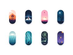 100 Days of Motion Design designed by Tiantian Xu. Connect with them on Dribbble; the global community for designers and creative professionals. Animation, Scenery Wallpaper, Aesthetic Gif, Kawaii Art, Cute Gif, Motion Design, Motion Graphics, Cute Wallpapers, Pixel Art