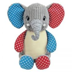 Plush Elephant Cubby - Embroider-friendly stuffed animal - Removable stuffing pod for embroidery on belly for personalization - Safe for all ages - Embroidery blanks Embroidery Blanks, Hand Embroidery, Machine Embroidery, Blue Bunny, Plush Animals, Stuffed Animals, Bunny Plush, Sensory Toys, Easter Gift