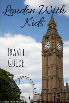 What to do in London with Kids