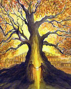 """""""Tree"""" Artist:Veda Hale"""