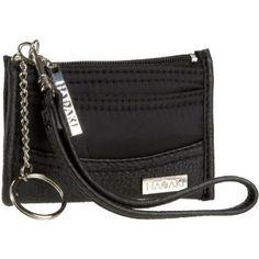 Hadaki Key Purse,Black,one size