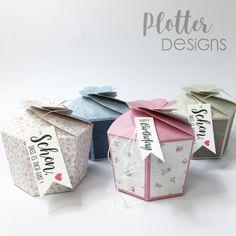 Plotterdatei Cookie-Box von PlotterDesigns Cricut, Matilda, Container, Design, Crates, Paper, Binder, Goodies, Packaging