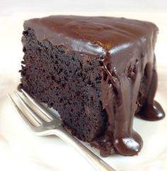 Recept: Suikervrije en koolhydraatarme chocoladetaart - Wel suikervervangers