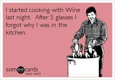 hahaha wine ecards