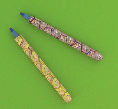 Sculpey® Cane Covered Pens