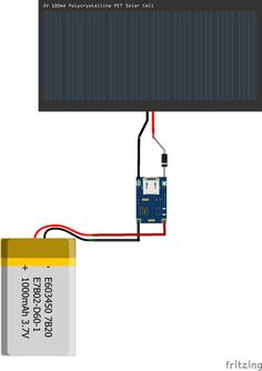 In my previous blog, I talked about using solar panels and how to harvest it's energy. Now I want to put into Practice. As I don't have a project at the moment to add it to. I'll will make it universal so I can add it to any future projects. The idea Connecting an …