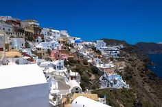 Fantastic Oia by Ferenc Verebélyi on 500px