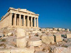 Partenon; Atenas, Grecia. Edificio religioso