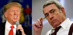 PART 1: Legendary Journalist Dan Rather Just Declared War On Trump... encouraging political journalists to use their backbones as well as their keyboards, in covering the neo-fascist presumptive Republican Presidential nominee. Media outlets openly gave Trump a free pass... giving him billions in free airtime