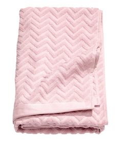 Mint Green Bath Towels Alluring Pineapplepatterned Bath Towel  Light Pink  Home  H&m Us  Girls 2018