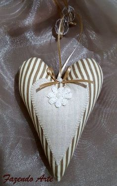 I Love Heart, Happy Heart, My Heart, Patchwork Heart, Fabric Hearts, Small Sewing Projects, Shabby Chic Crafts, Fire Heart, Heart Decorations
