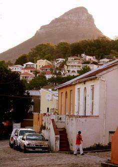 Cape Town Scenery  Bo-Kaap Area