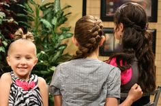 Studio 5 Producer Halli Tinti shares her top picks for summer 2012 hairstyles