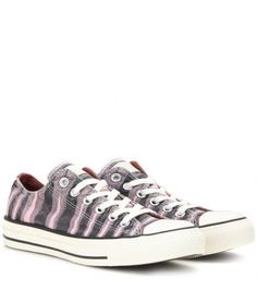 Chuck Taylor All Star Low Sneakers Mit Print
