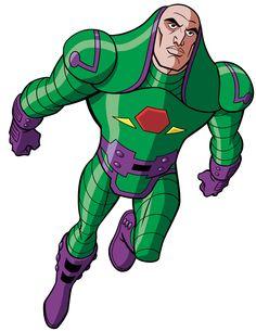 Lex Luthor by Tim Levins