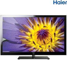 Haier 24' 1080p 60Hz Edge-Lit LED LCD HDTV with Built-in DVD Player   nomorerack.com