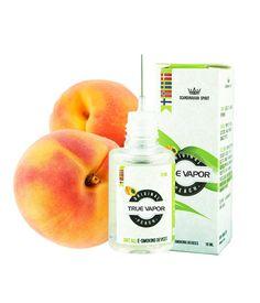E-juice - Persika - E juice med persiko smak. http://www.minecigg.se
