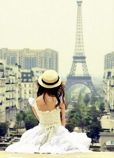 I would love to travel through Europe and spend time in Paris taking in all the the history and art. J'adore.