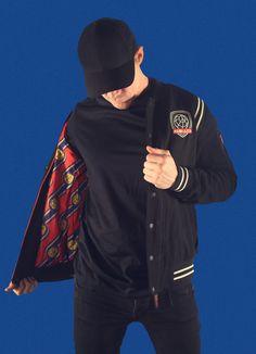 [PRE-ORDER] Lazer Varsity Jacket (May arrive after December 25th) - Merchtable