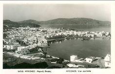MYKONOS TOWN 1940-50'S