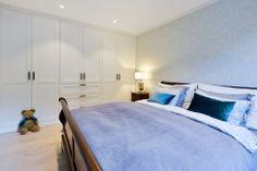 garderobe-soverom-brubakken-home Bedroom, Furniture, Home Decor, Cloakroom Basin, Decoration Home, Room Decor, Bedrooms, Home Furnishings, Home Interior Design