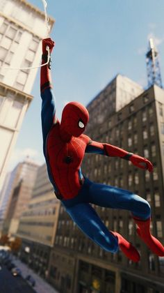 Spider-Man is a fictional superhero created by writer-editor Stan Lee and writer-artist Steve Ditko. Marvel Art, Marvel Heroes, Marvel Avengers, Man Wallpaper, Avengers Wallpaper, Spiderman Spider, Amazing Spiderman, Marvel Characters, Tom Holland