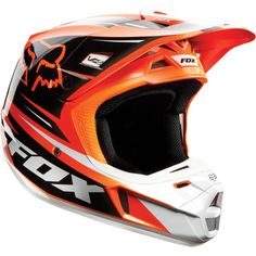 2014 Fox V2 Race Helmet