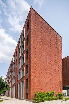 The Hegeman - Glen-Gery Brick