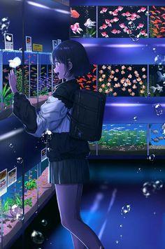 Marvelous Learn To Draw Manga Ideas. Exquisite Learn To Draw Manga Ideas. Anime Scenery Wallpaper, Anime Artwork, Cute Anime Girl Wallpaper, Kawaii Anime Girl, Anime Art Girl, Cute Manga Girl, Anime People, Anime Guys, Manga Anime