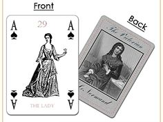This looks interesting: The Victorian LeNormand