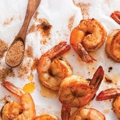 Sauteed Spicy Shrimp recipe! This is a simple and tasty way to bring Louisiana shrimp to your table. #easy #recipes