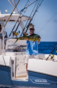 Tips for catching fish from open boats, via @sportfishingmag. http://www2.bostonwhaler.com/l/47972/2014-07-08/97k