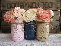Pint Mason Jars, Pai