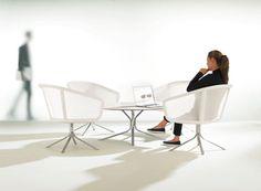 HBF NEST LOUNGE SEATING DESIGNER: TODD BRACHER