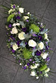 Untitled Funeral Floral Arrangements, Small Flower Arrangements, Funeral Flowers, Wedding Flowers, Funeral Sprays, Casket Sprays, Funeral Tributes, Flower Meanings, Sympathy Flowers