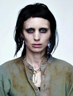 Lisbeth Salander - The Girl with the Dragon Tattoo